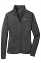 Ladies Pixel Full-Zip MHCS Ladies Full Zip