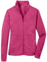 10 YEAR AWARD-Ladies Pixel Full-Zip Ladies Full Zip