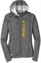 Ladies Pursuit Full-Zip Ladies Full Zip