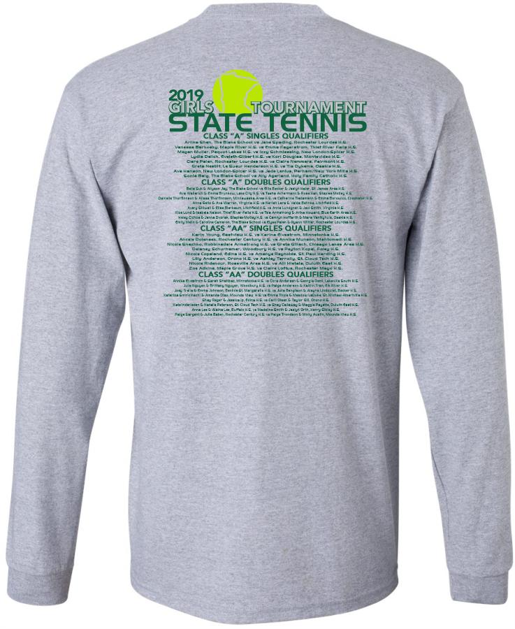 MN State High School Tennis